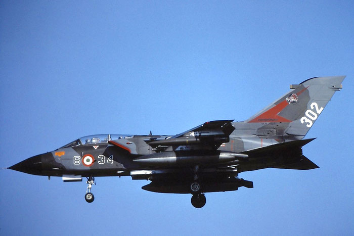 MM7073  6-34  Tornado IDS MLU  563/IS072/5084 @ Aeroporto di Verona   © Piti Spotter Club Verona