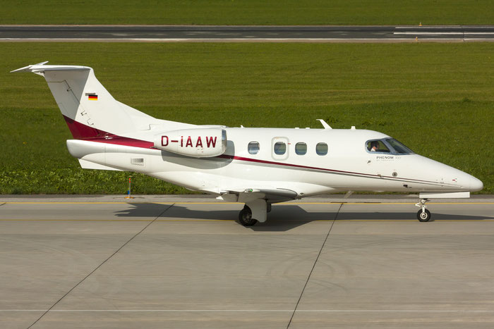 D-IAAW EMB500 50000245 Arcus Executive Aviation AG @ Innsbruck Airport 10.2014 © Piti Spotter Club Verona
