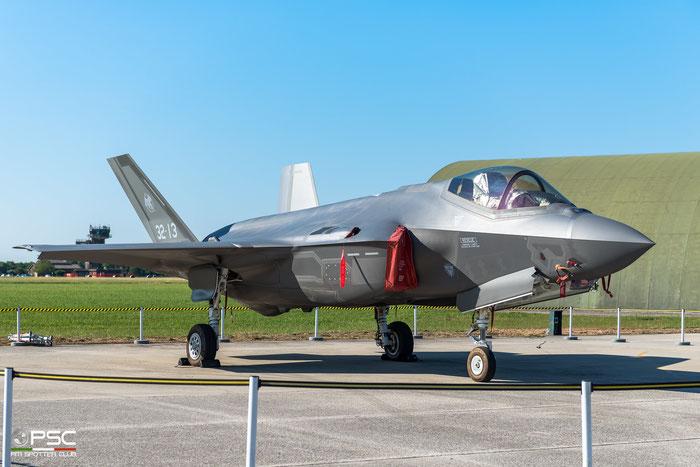 MM7337  32-13  F-35A  5086/AL-6  13° Gruppo © Piti Spotter Club Verona
