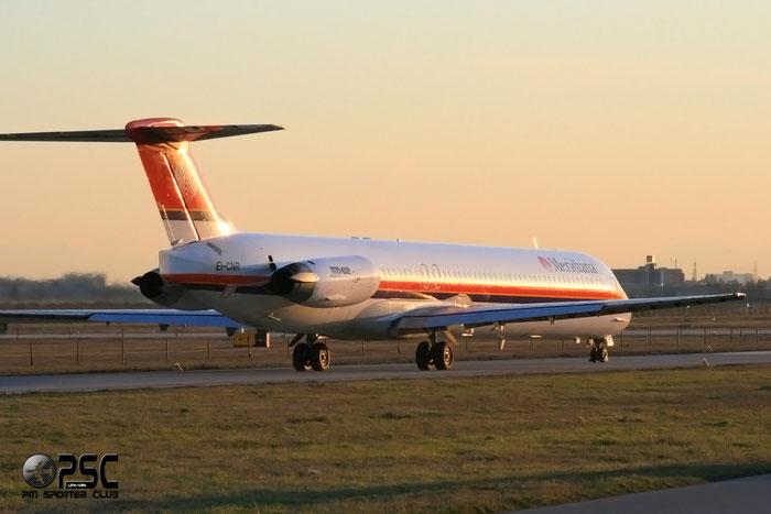 EI-CNR  MD-83  53199/1968  Meridiana  @ Aeroporto di Verona © Piti Spotter Club Verona