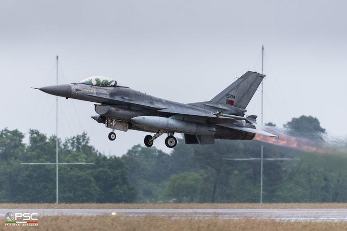 15104   F-16AM  AA-04  Esq201/301   © Piti Spotter Club Verona