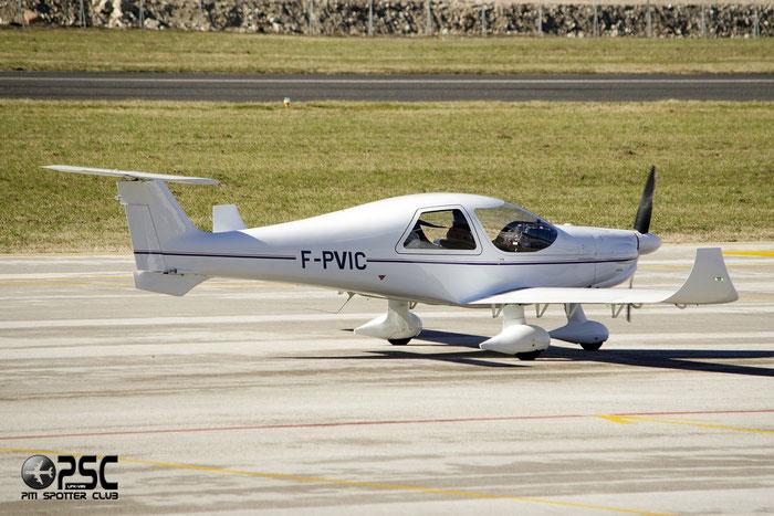 F-PVIC - Dyn Aero MCR4s - Private @ Aeroporto di Trento © Piti Spotter Club Verona