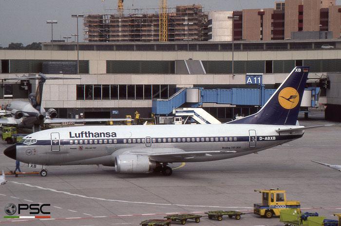 D-ABXB B737-330 23523/1271 Lufthansa © 2018 courtesy of Marco Ceschi - Piti Spotter Club Verona