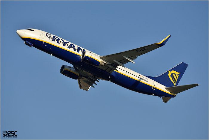 EI-EKZ B737-8AS 38508/3234 Ryanair @ Bologna Airport 06.12.2013 © Piti Spotter Club Verona