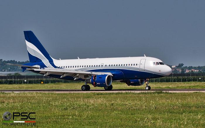 9H-TLS  A319-112  2662  Hi Fly Malta  @ Aeroporto di Verona 08.2020  © Piti Spotter Club Verona