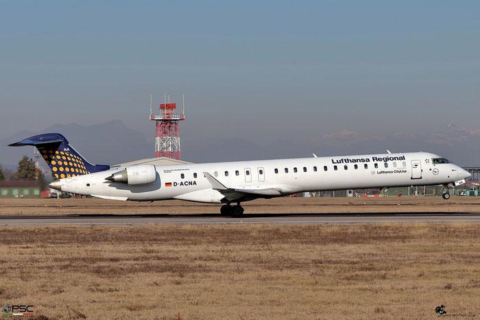 D-ACNA CRJ900LR 15229 Lufthansa CityLine