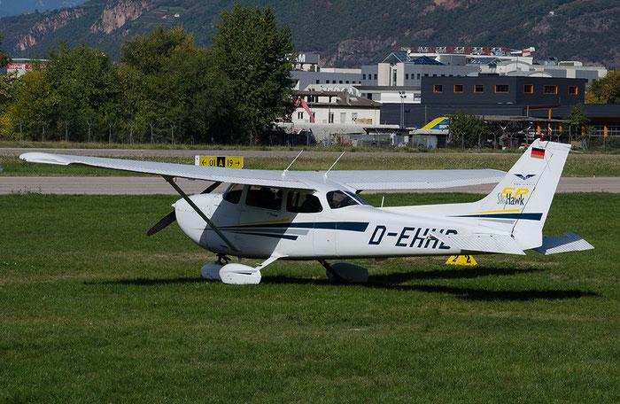 D-EHHD Cessna 172S Skyhawk 2 C172 172S8706 - Private @ Aeroporto di Bolzano © Piti Spotter Club Verona