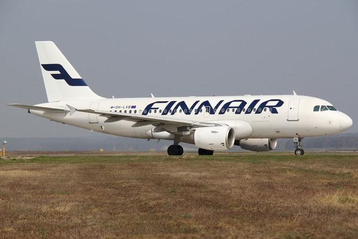 OH-LVB A319-112 1107 Finnair @ Milano Malpensa Airport 25.03.2012 © Piti Spotter Club Verona