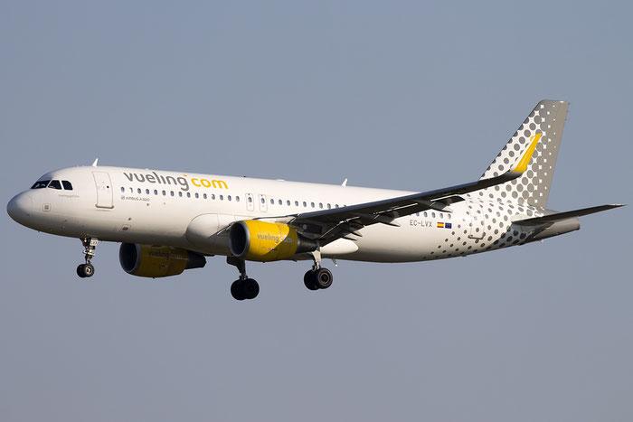 EC-LVX A320-214 5673 Vueling Airlines @ Venezia Airport 22.08.2015 © Piti Spotter Club Verona