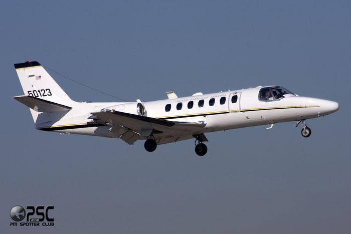 United States - US Army - Cessna UC-35A Citation Ultra - 95-0123 @ Aeroporto di Verona © Piti Spotter Club Verona