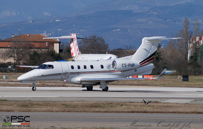 CS-PHP  EMB505  50500546  NetJets Europe @ Aeroporto di Verona 2021 © Piti Spotter Club Verona