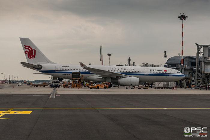B-6073 A330-243 780 Air China @ Milano Malpensa 06.2018 © Piti Spotter Club Veron