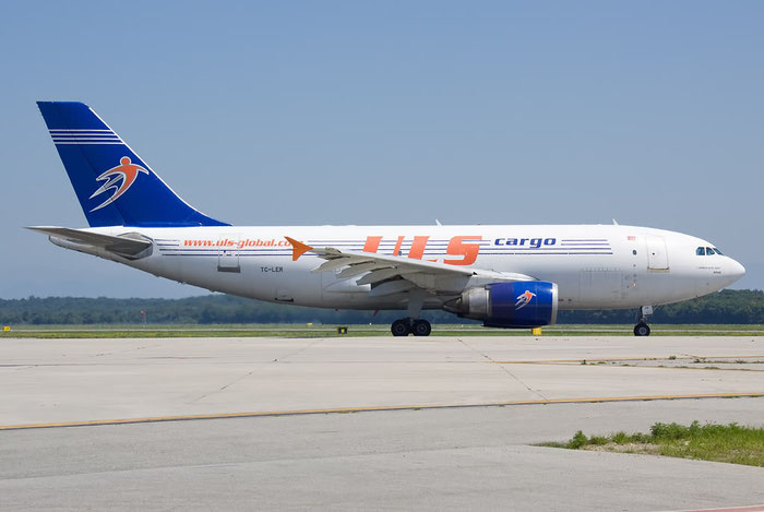 TC-LER A310-308F 646 ULS Airlines Cargo @ Milano Malpensa Airport 26.06.2011 © Piti Spotter Club Verona
