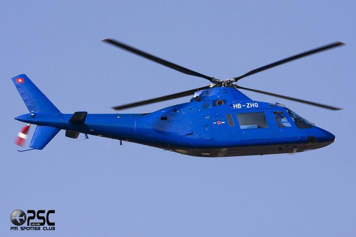 Private - Agusta A109A Hirundo - HB-ZHG @ Aeroporto di Verona © Piti Spotter Club Verona