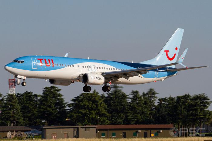 G-FDZD B737-8K5 35132/2276 TUI Airways @ Aeroporto di Verona 30.06.2018  © Piti Spotter Club Verona