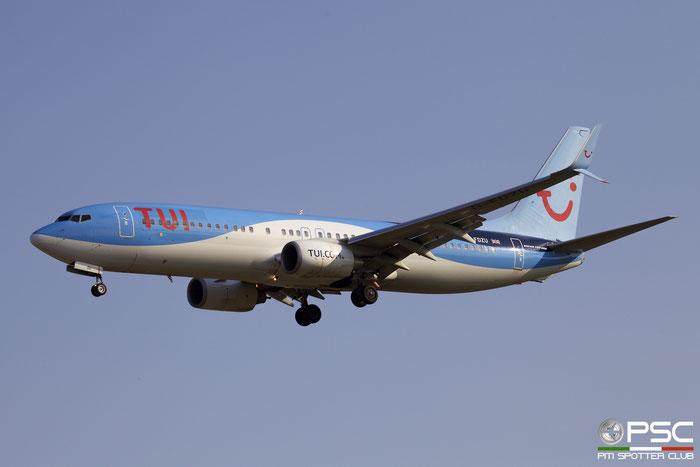 G-FDZU B737-8K5 37253/3562 TUI Airways @ Aeroporto di Verona 18.08.2018  © Piti Spotter Club Verona