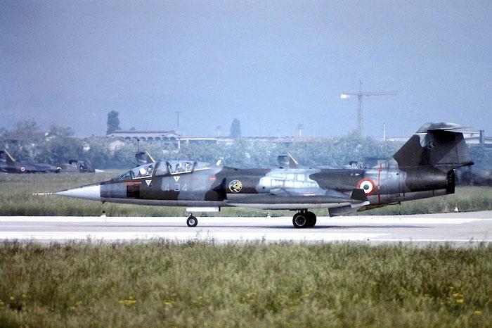 MM54251  4-34 (RS-09) TF-104G-M  583H-5202 @ Aeroporto di Verona   © Piti Spotter Club Verona