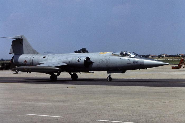 MM6763  51-06  F-104S-ASA-M  1063 © Piti Spotter Club Verona