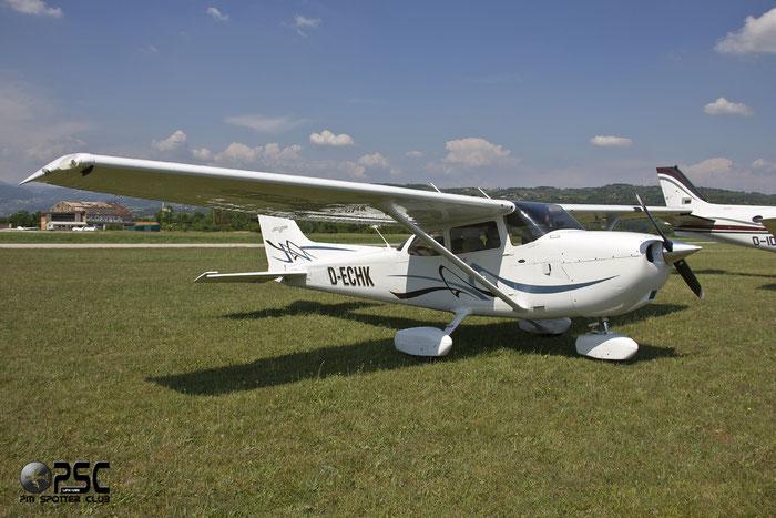 D-ECHK Cessna 172S C172 172S10846 @ Aeroporto Verona Boscomantico © Piti Spotter Club Verona
