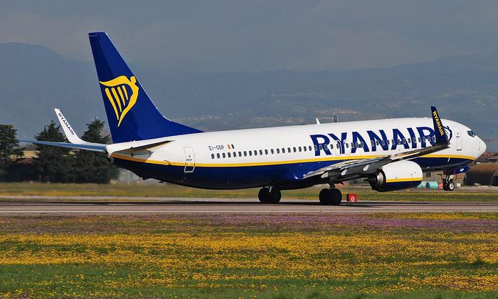 EI-GDP B737-800 44813/6751 Ryanair @ Aeroporto di Verona 11.04.2018  © Piti Spotter Club Verona