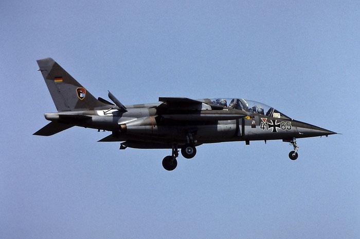 41+65   Alpha Jet A  0165 © Piti Spotter Club Verona