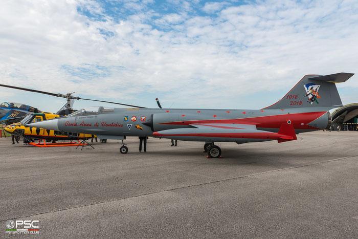 MM6750  3-01  F-104S-ASA  1050 © Piti Spotter Club Verona