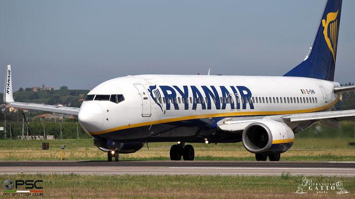 EI-DHN B737-8AS 33577/1782 Ryanair @ Aeroporto di Verona 23.07.2018  © Piti Spotter Club Verona
