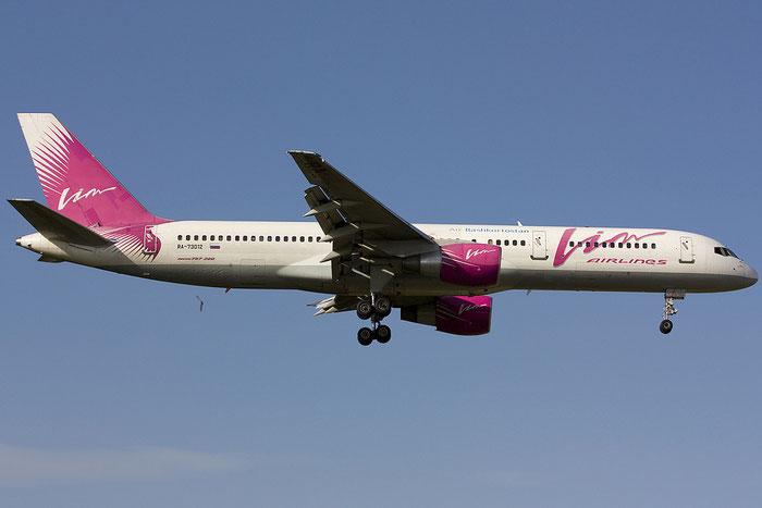 RA-73012 B757-230 25440/443 VIM Airlines @ Rimini Airport 21.07.2012 © Piti Spotter Club Verona
