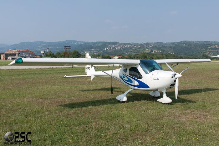 D-MOPD - Remos Aircraft GX @ Aeroporto Verona Boscomantico © Piti Spotter Club Verona