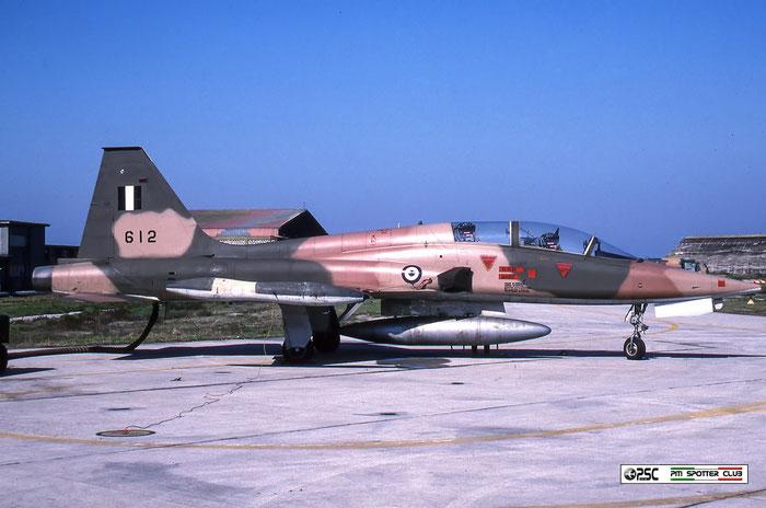 612   F-5B  N8082 © Piti Spotter Club Verona