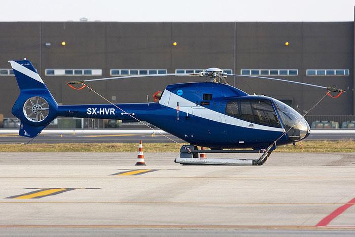 SX-HVR Private Eurocopter EC120B Colibri @ Treviso Airport 06.03.2012 © Piti Spotter Club Verona