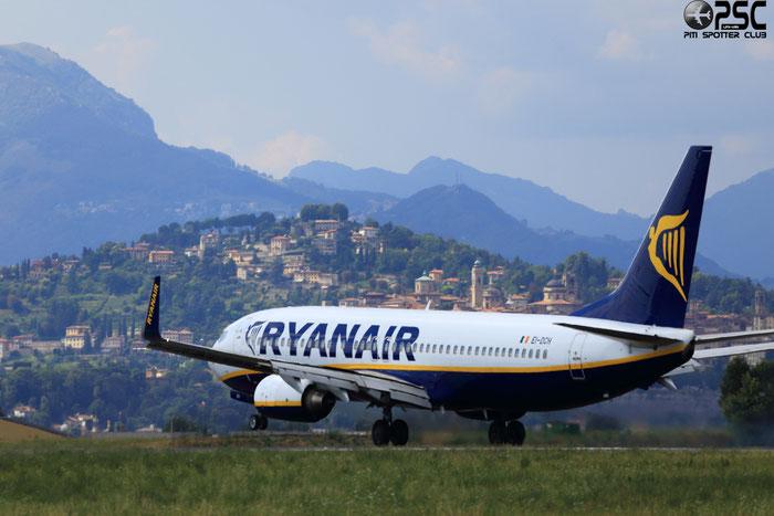 EI-DCH B737-8AS 33566/1546 Ryanair @ Bergamo Airport 11.08.2013 © Piti Spotter Club Verona