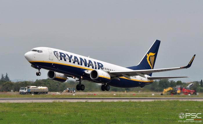 EI-EVW B737-8AS 40318/4204 Ryanair @ Aeroporto di Verona 23.09.2018  © Piti Spotter Club Verona