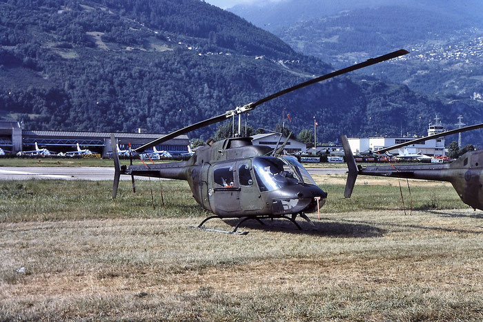 136231   CH-136 (OH-58A)  44031 © Piti Spotter Club Verona