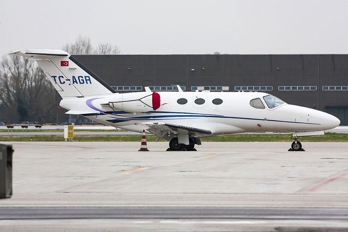 TC-AGR Ce510 510-0356 Tarkim @ Treviso Airport 24.03.2013 © Piti Spotter Club Verona