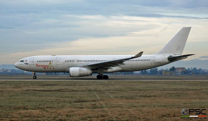 EI-FSE A330-243 293 I Fly @ Aeroporto di Verona 01.2019  © Piti Spotter Club Verona
