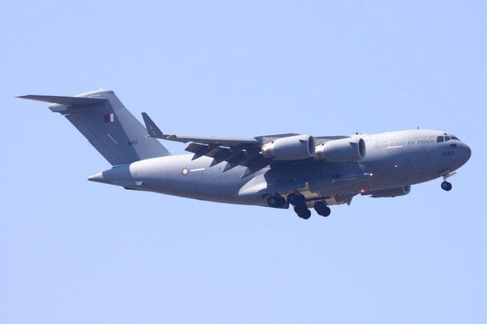A7-MAO  MAO  C-17A  50279/F278/QA7  10sq  © Piti Spotter Club Verona