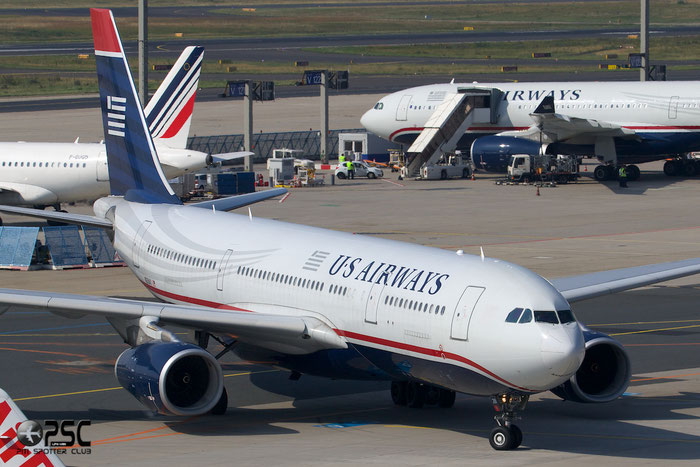 N281AY A330-243 1041 US Airways  @ Frankfurt Airport 25.07.2014 © Piti Spotter Club Verona