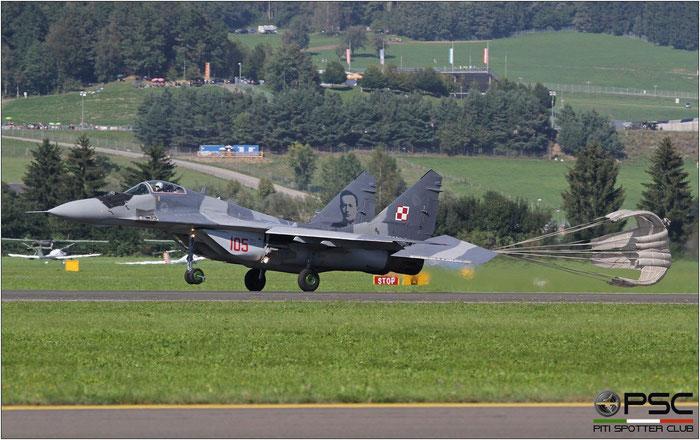 105   MiG-29M  2960535105/4414  23.BLT (1.elt) © Piti Spotter Club Verona