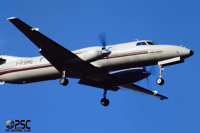 I-FSAD Fairchild Swearingen SA227-AT Merlin 4C SW4 AT @ Aeroporto di Verona © Piti Spotter Club Verona