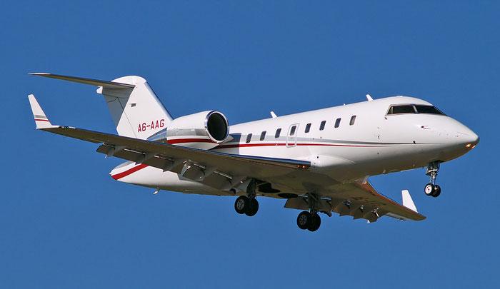 A6-AAG CL-605 5739 Arab Wings @ Aeroporto di Verona 10.2018  © Piti Spotter Club Verona