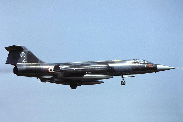 MM6881  36-16 (4-59)   F-104S-ASA-M  1181 @ Aeroporto di Verona   © Piti Spotter Club Verona