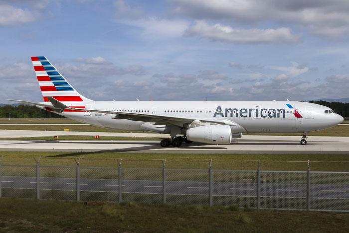 N286AY A330-243 1415 American Airlines @ Frankfurt Airport 08.05.2015 © Piti Spotter Club Verona