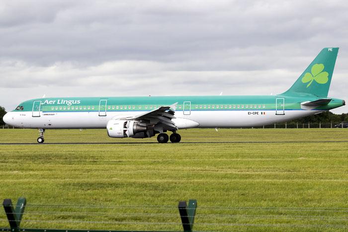 EI-CPE A321-211 926 Aer Lingus @ Dublin Airport 14.08.2016  © Piti Spotter Club Verona