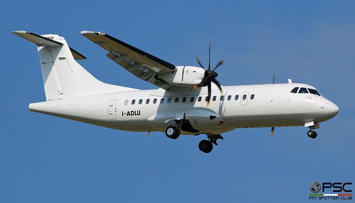 I-ADLU ATR42-500 609 Air Dolomiti @ Aeroporto di Verona 2010  © Piti Spotter Club Verona