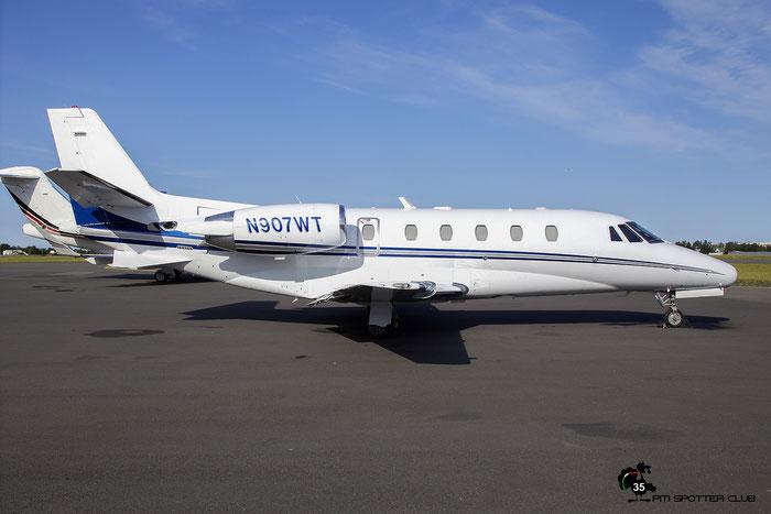 N907WT  Ce560XL  560-5049  OTS Aircraft Holdings LLC  @ Reykjavik 08.2019 © Piti Spotter Club Verona