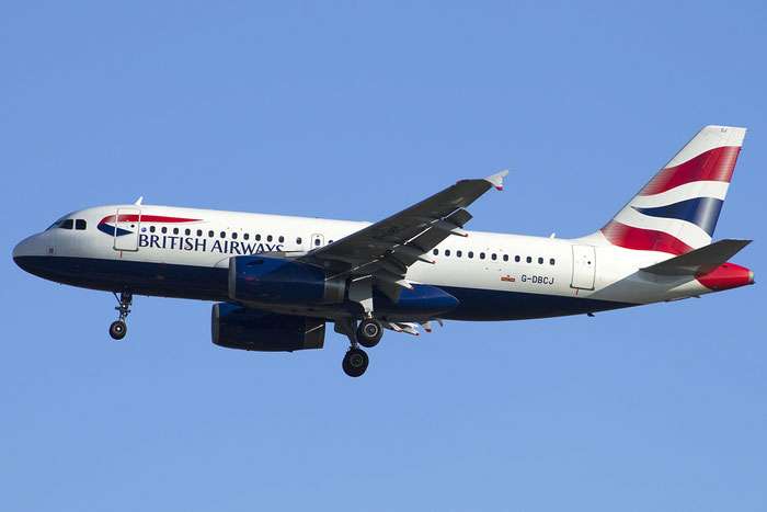 G-DBCJ A319-131 2981 British Airways @ Venezia Airport 24.09.2014 © Piti Spotter Club Verona