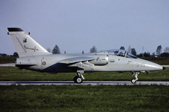 MM7125  3-15 AMX  IX037 @ Aeroporto di Verona   © Piti Spotter Club Verona