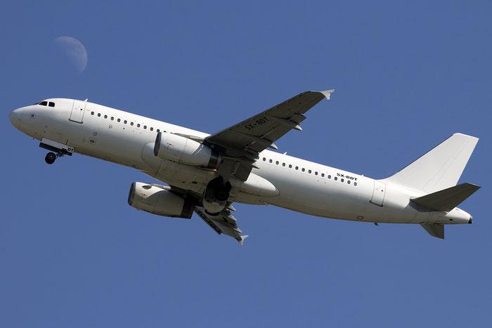 SX-BDT A320-232 1422 Hermes Airlines @ Venezia Airport 22.08.2015 © Piti Spotter Club Verona