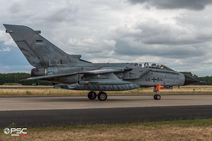 46+54   Tornado ECR  898/GS287/4354  TLG51 © Piti Spotter Club Verona